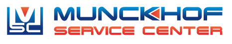 Munckhof Service Center Logo